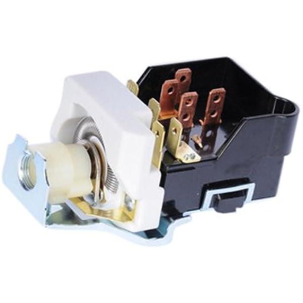 [SCHEMATICS_48IS]  Amazon.com: ACDelco D1588 GM Original Equipment Headlamp Switch: Automotive | Delco Headlamp Switch Wiring Diagrams |  | Amazon.com