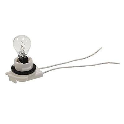 Michigan Motorsports QTY 2 Daytime Running Light Bulbs Turn Signal Sockets for 4157 3157 4114 Bulbs, 2 Wire: Automotive