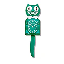 Limited Edition Green Beauty Kit-Cat Klock