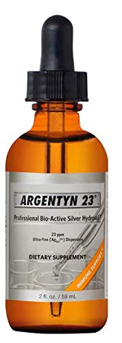 Argentyn 23 2 oz dropper 2 pack