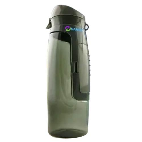 NHance Sports Water Bottle with Storage Compartment Leak Proof-25 0z BPA Free Outdoor Water Wallet