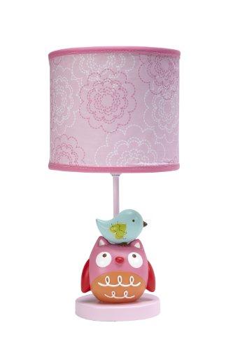 Nojo-Love-Birds-Lamp-and-Shade