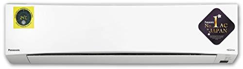 Panasonic 1.5 Ton 3 Star Wi-Fi Twin Cool Inverter Split AC (Copper, PM 2.5 Filter, 2020 Model, CS/CU-SU18WKYW White)