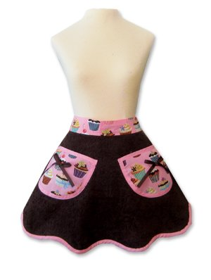 Terry Cloth Waist Apron with - Terry Apron Cloth