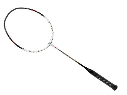 Apacs Nano 900 Power White Badminton Racket
