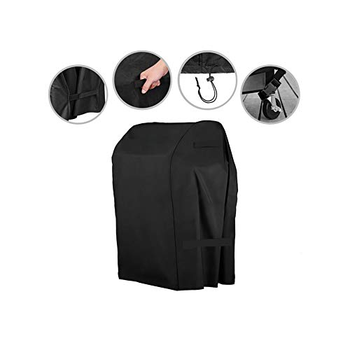 30 inch Grill Cover Waterproof Outdoor BBQ Gas Grill Cover Heavy Duty for Weber, Char Broil, Holland, Brinkmann, DCS and Jenn Air