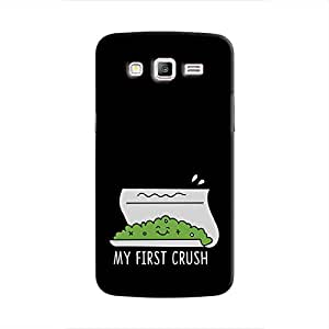 Cover It Up - My First Crush Galaxy J2 Hard Case