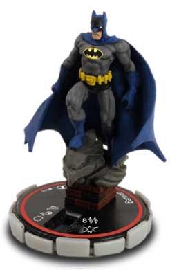 HeroClix: Batman # 40 (Rookie) - Icons (Batman Icon)