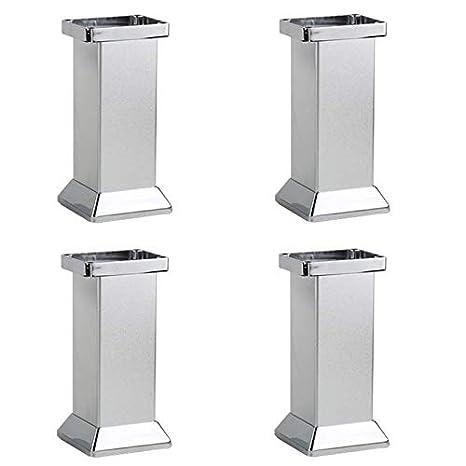 WZYY Patas Cuadradas para Muebles/Patas Gruesas De Aluminio ...