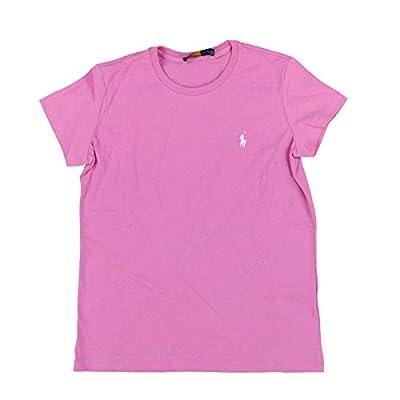 Polo Ralph Lauren Womens Crew Neck Jersey T-Shirt