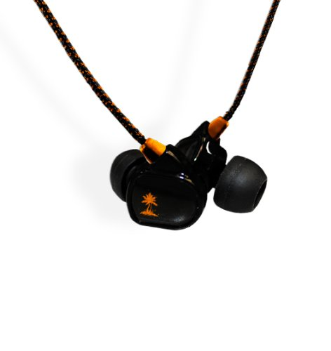 Turtle Beach Call of Duty: Black Ops II Elite Mobile Gaming Earbuds with In-Line Mic