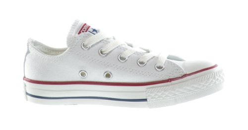 Converse C/T All Star OX Little Kids Fashion Sneakers White 3q490-2 (All Star Converse Kids)