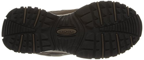 Con Deporte Brown Zapatilla Downforce Energã­a taupe De Skechers Cordones qPOUwXURzx