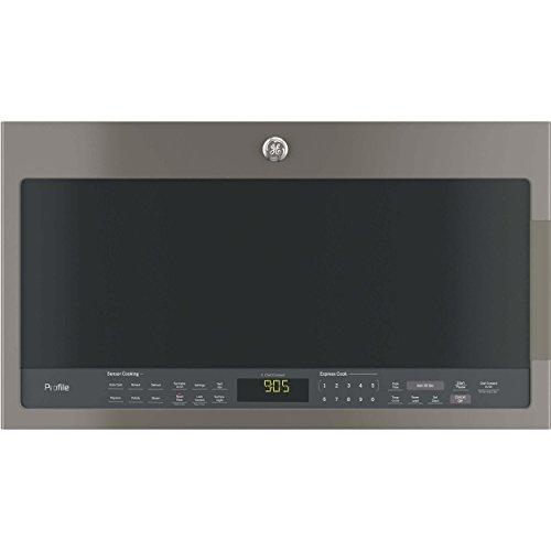 over the range microwave slate - 4
