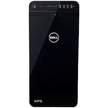 Dell XPS 8920 Desktop - Intel Core i7-7700 7th Generation Quad-Core up to 4.2 GHz, 64GB DDR4 Memory, 1TB SATA Hard Drive, 2GB Nvidia GeForce GT 730, ...