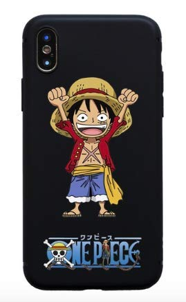 coque iphone x one piece luffy