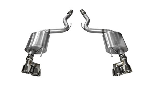 Corsa Performance 14336 Touring Axle-Back Exhaust System