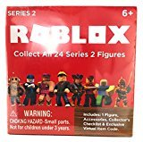 ROBLOX Series 2 Action Figure Mystery Box (Set of 4)