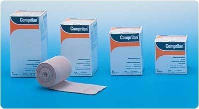 (Comprilan Compression Bandage. Dimensions: 3.9