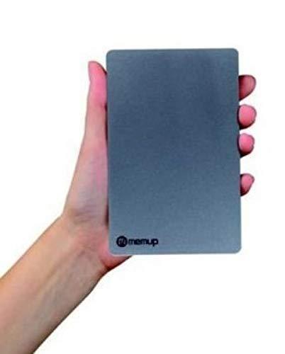 Memup caja USB 3 para disco duro externo de 2,5 SATA o SSD AU formato