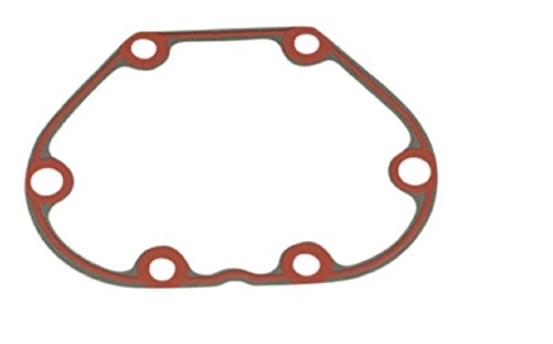 Parts Clutch Release - Orange Cycle Parts Clutch Release Cover Gasket w/ Bead for Harley Softail 1992 - 2006 by James Gasket JGI-36801-87-X
