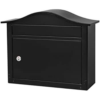 Architectural Mailboxes Saratoga Wall Mount Lockable