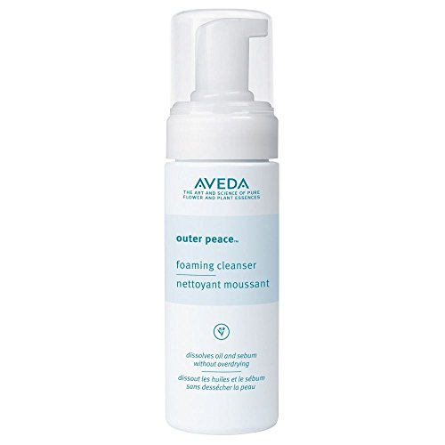 (AVEDA Outer Peace Foaming Cleanser 125ml - Pack of 6)