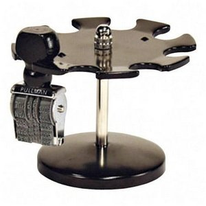 COSCO Stamp Holder, Holds Up to 8 Stamps, Metal