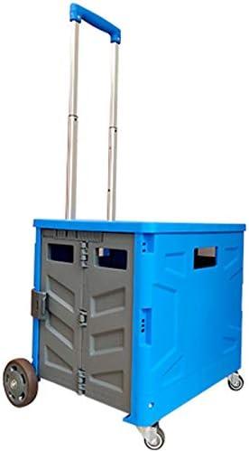 Qbylyf Cajas Cesta de Almacenamiento Plegables de Plástico 4 ...