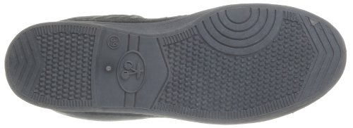 Le Temps des Cerises Basic 03 - Zapatillas de Deporte de tela mujer gris - Gris (Doune Grey)