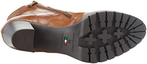 Cuoio 400 Nero Giardini Donna Lima TR Beige Stivaletti Manolete Leather qnTnxSw7C