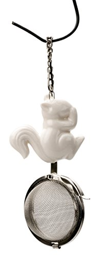 RSVP Squirrel Tea (Rsvp Endurance Stainless Steel Infuser)