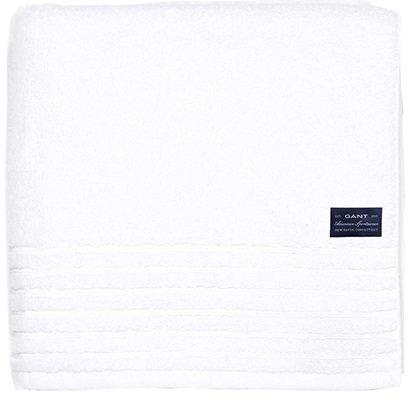 Gant Home Solid toalla de baño - 70 x 140 cm White - toalla de mano