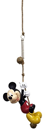 Design International Group Mickey Swing N Ring, Garden Statue (LDG87513) -