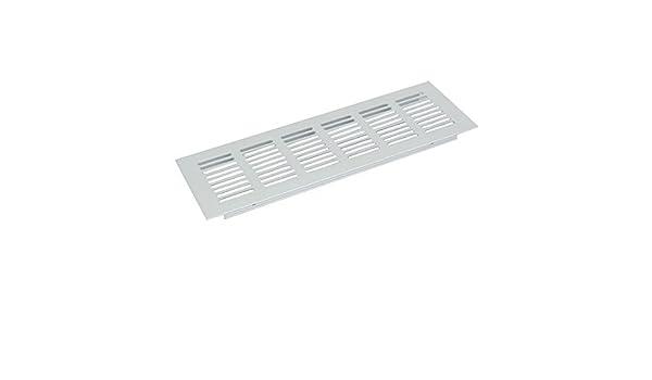 eDealMax 250mmx80mm aleación de aluminio de salida de aire con rejilla en la parrilla cubierta Rejilla de ventilación - - Amazon.com