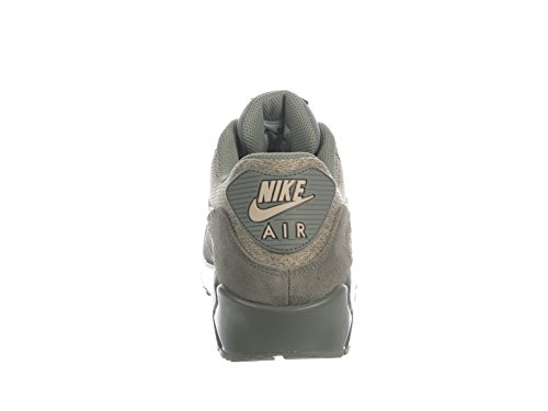 Uomo Oatmeal ginnastica da Air Mushroom Dark 90 NIKE Max Scarpe Leather Stucco pFWTcHyH4