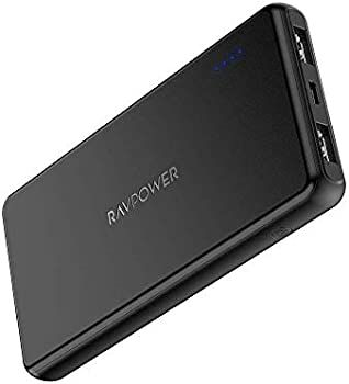 RAVPower RP-PB165 10000mAh Portable Power Bank