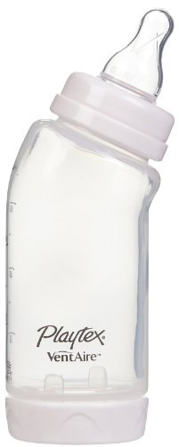 Playtex-VentAire-Standard-Bottle-Slow-Flow-Silicone-Nipple