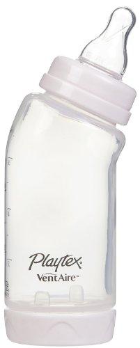 Playtex Slow Flow VentAire Advanced Bottle Standard BPA Free