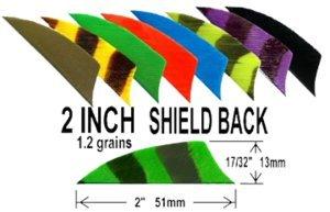 Trueflight Mfg Co Inc Shield Back Feather 2
