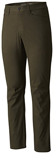 Mountain Hardwear Men's Hardwear AP Five-Pocket Pants Peatmoss 40 32