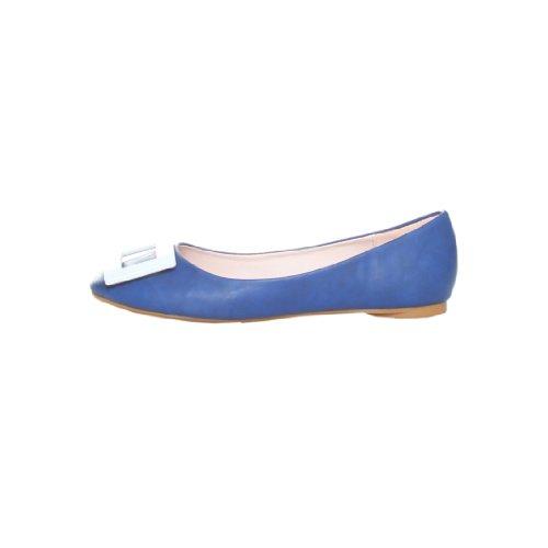 Ana Lublin Damen Schuhe Ballerinas navy -40