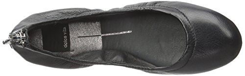 M 5 Arden Leather Dolce Black Vita Dolce 6 Vita Womens 8SzwI