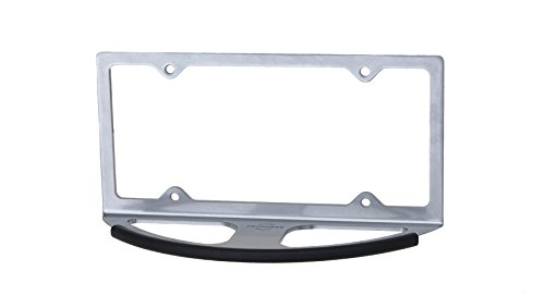 4Bumpers PRIME – The BEST Solid Steel License Plate Frame Bumper Protector