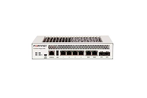 Security In All Appliance One - Fortinet | FortiGateRugged-60D Industrial Hardened All-in-One Security Outdoor Firewall | FGR-60D