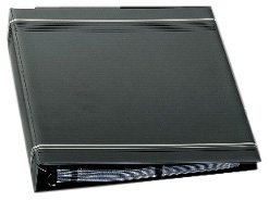 Durable Visifix 400 A4 Business Card Album Anthracite Grey