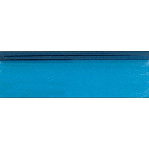 Amscan Colored Cellophane Sheets, Cellophane Wrap, Party Gift Supplies, Blue, 40' x 30