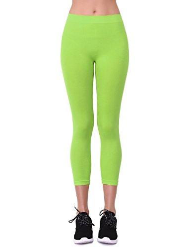 Teejoy Womens Seamless Length Leggings