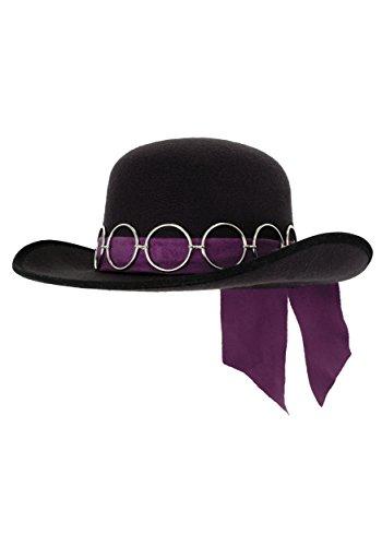 elope Jimi Hendrix Costume Hat for Adult Men
