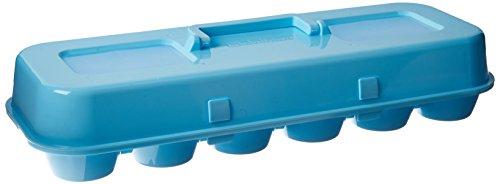 Bakelicious Cupcake Carton, Blue